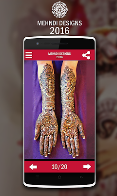 Mehndi Design 2016 - screenshot