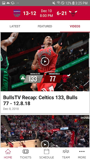 Chicago Bulls 2.2.5 screenshots 2