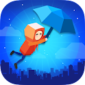 Umbrella Jump : Platform Run icon
