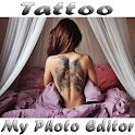 Tattoo My Photo Editor New icon