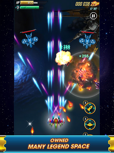 Space squadron - Galaxy Shooter 2.5 11