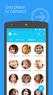Contacts +- screenshot thumbnail