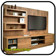 simple sideboard design