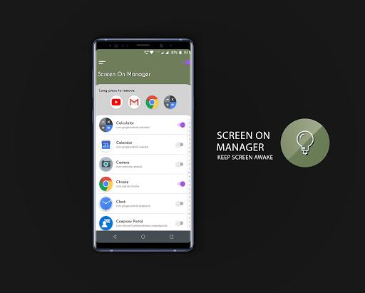 Screen On - Keep Screen awake - Keep Screen ON ss1