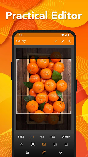 Simple Gallery - Photo and Video Manager &u00a0Editor 5.2.2 Screenshots 2