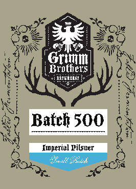 Logo of Grimm Brothers Batch 500