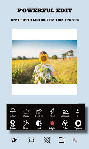 Square Fit Size -  Collage Maker Photo Editor 1.8 screenshots 3