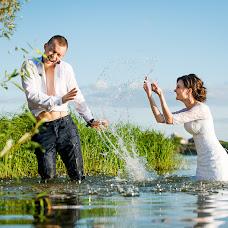 Wedding photographer Aleksandr Uruskin (Pritok41). Photo of 05.09.2018