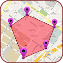 Gps Area Measurement icon