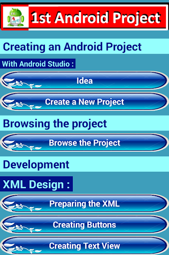 First Android Project