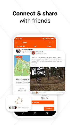 Strava: Track Running, Cycling & Swimming screenshot 4