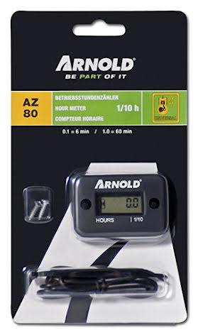 Timräknare 1/10h Arnold