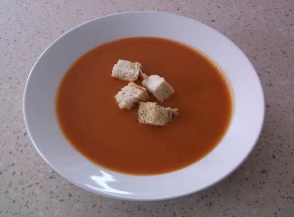 Garden Tomato Soup Recipe