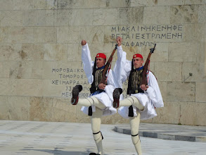 Photo: Parlamentswache in Athen