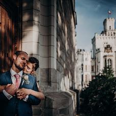 Wedding photographer Jan Dikovský (JanDikovsky). Photo of 08.05.2018