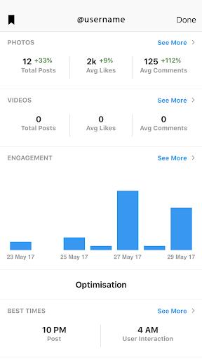 Preview - Plan your Instagram  screenshots 3