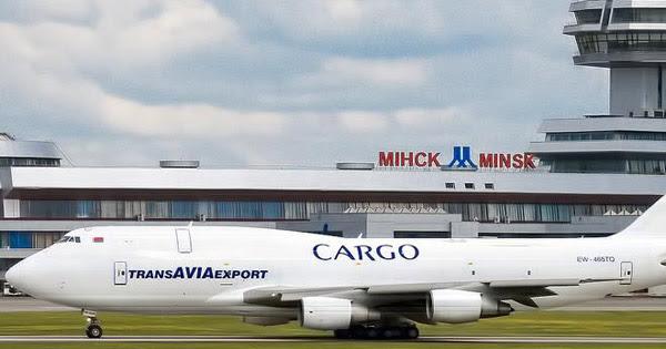 Авиаперевозки Беларусь