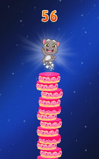 Talking Tom Cake Jump 1.1.5.252 screenshots 6