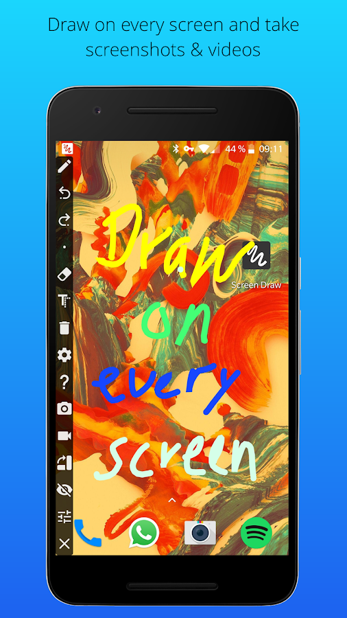 Screen Draw Screenshot Pro- screenshot