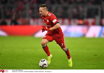 Franck Ribéry neemt beslissing over zijn toekomst
