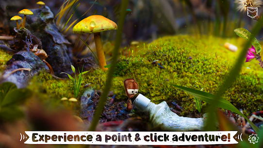 AntVentor: Point and Click adventure APK FREE 2