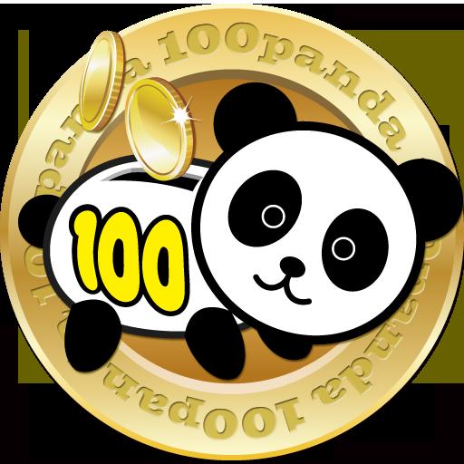【登録不要】100panda【Vプリカ100円】