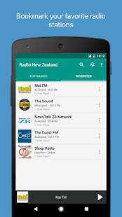 Radio New Zealand FM - náhled