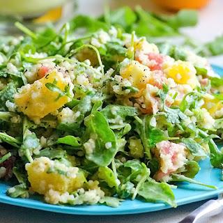 Citrus Quinoa Salad.