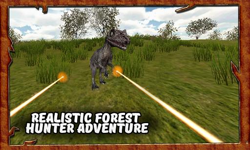 玩免費模擬APP|下載致命的恐龙狩猎模拟器 app不用錢|硬是要APP