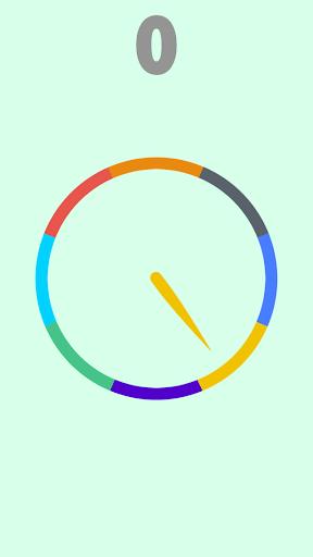 Color Rush-Dial Blast