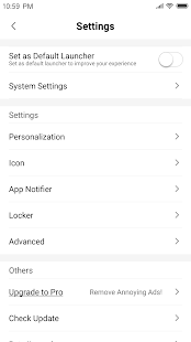 App iLauncher for OS 11 - Stylish Theme and Wallpaper APK for Windows Phone
