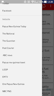 Papua New Guinea All News - náhled