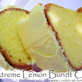Lemon Bundt Cake With Lemon Pudding Recipes