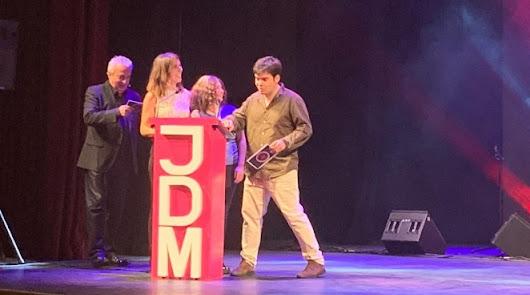 La Fundación del Almería participa en la XI Gala de los JDM