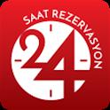 24 Saat Rezervasyon icon