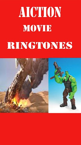 android Action Movie Ringtones 2016 Screenshot 1