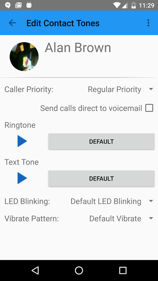 Ringo Pro: Text & Call Alerts- screenshot