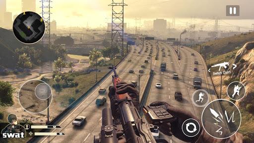 Sniper Shoot Traffic 1.3 Mod screenshots 1