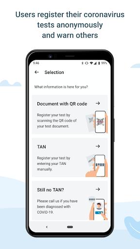 Corona Warn App screenshot 6