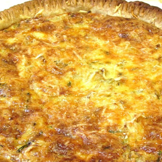 Crab Quiche Recipe - How to make a Quiche!!.