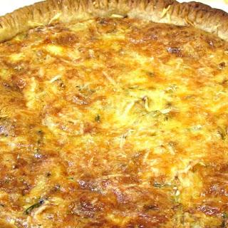 Crab Quiche Recipe - How to Make a Quiche!! Recipe