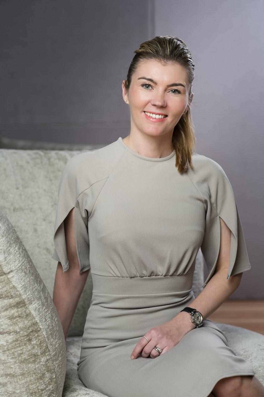 Zakladatelka módního e-shopu Tamsin Lenka O'Neill