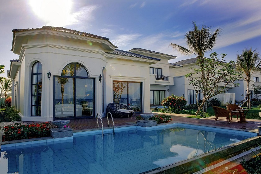 Villa 2 Vinpearl Discovery 1 Phú Quốc