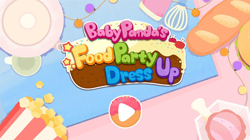 Baby Panda's Food Party Dress Up 8.43.00.02 screenshots 12
