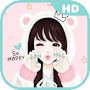 Cute Laurra Famous Girl APK icon