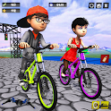 BMX Happy Guts Glory Wheels - Obstacles Course icon