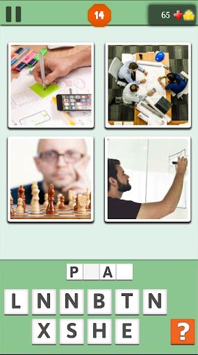 4 Pics 1 Word Challenge Game! 24 screenshots 1
