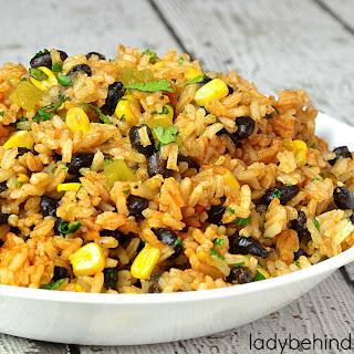 White Rice Taco Seasoning Recipes