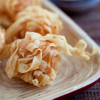 Fried Shrimp Balls