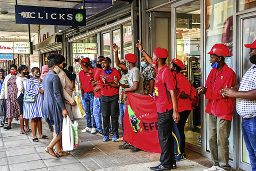 EFF's toxic narcissism raises red flags - Financial Mail